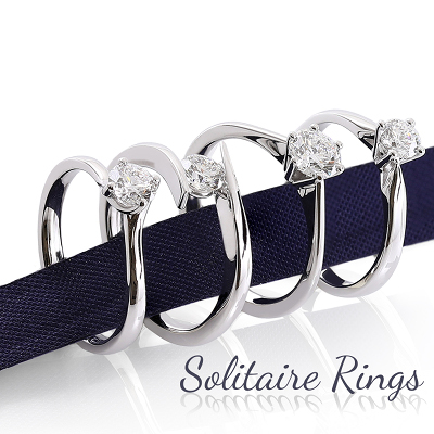 Solitair Rings