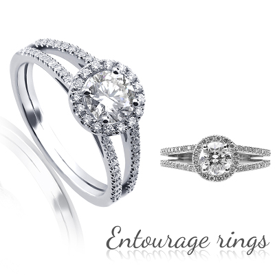 Entourage Rings
